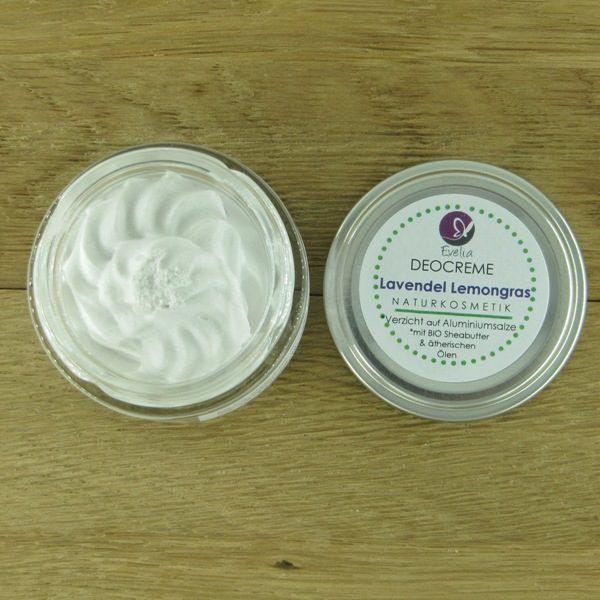 Deocreme Lavendel Lemongras