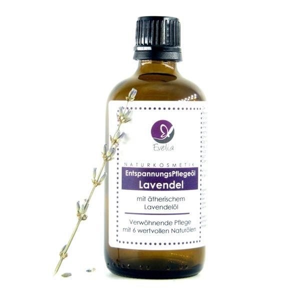 Entspannungs Pflegeöl Lavendel