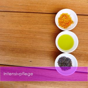 3. Schritt: Intensivpflege - Hyaluron & Splashes