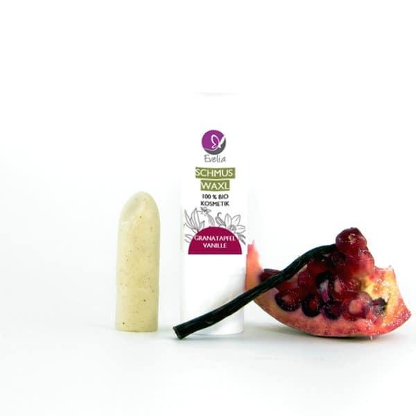 Schmuswaxl BIO Granatapfel BIO Vanille