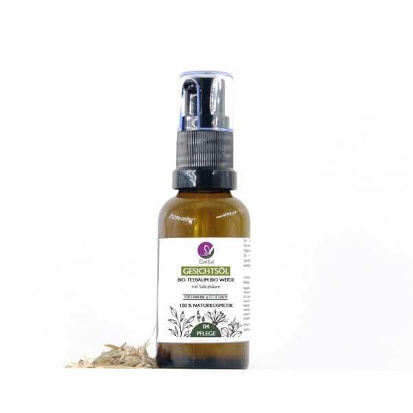 Gesichtsöl Bio Teebaum Bio Weide