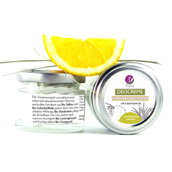 Deocreme Lemongrass Orange