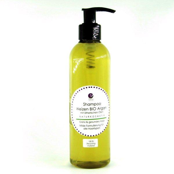 Shampoo Weizen BIO Argan